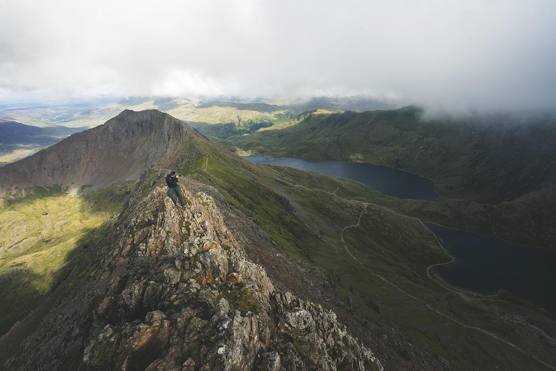 Snowdonia mont