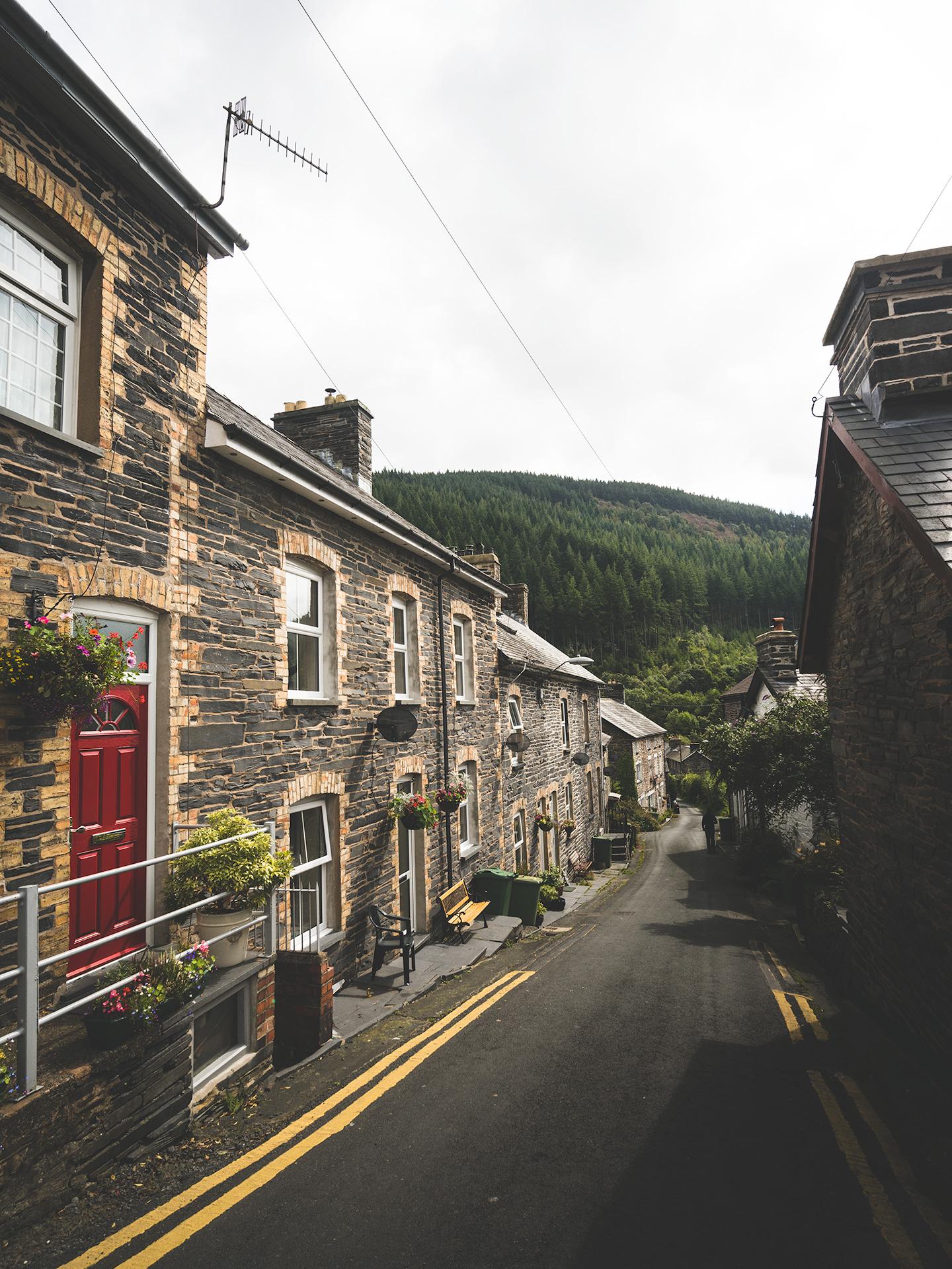 village pays de galles