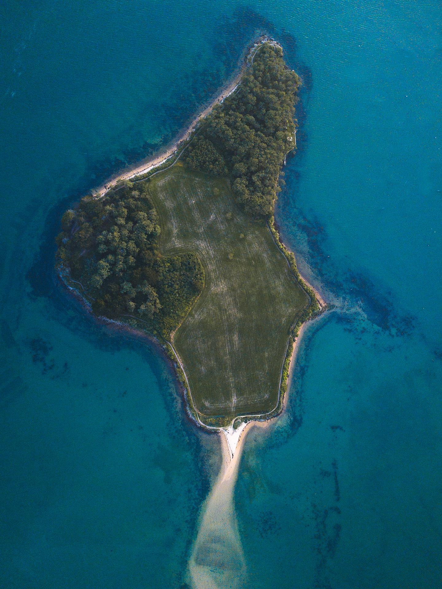 7 îles golfe du morbihan