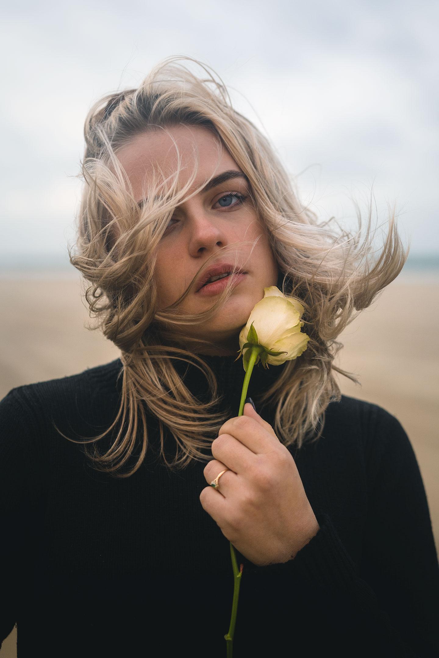 photographe portrait en bretagne